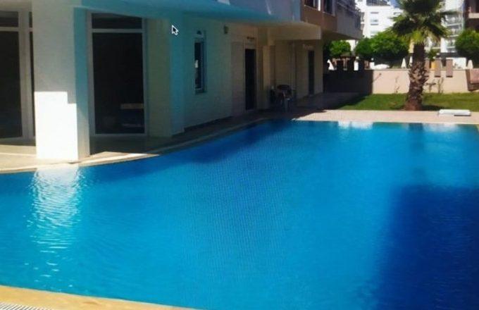 Квартира 1+1 в Анталье, Турция №2675
