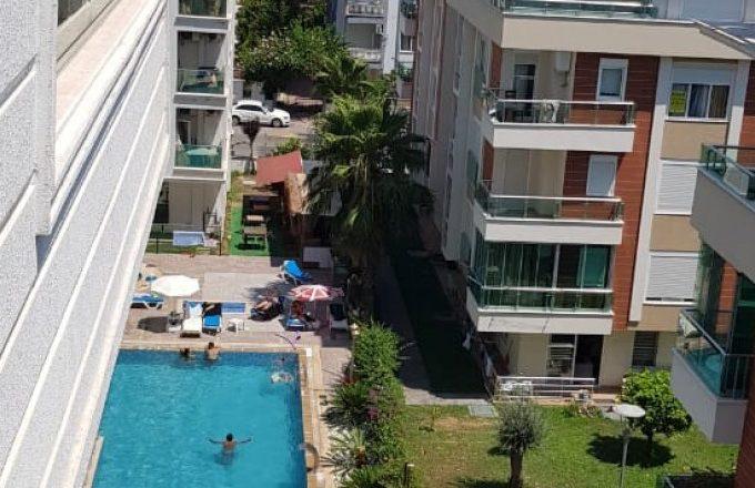 Квартира 2+1 в Анталье, Турция №8683
