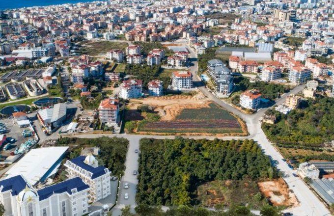 Жилой комплекс 1+1 в Аланье, Турция №4167