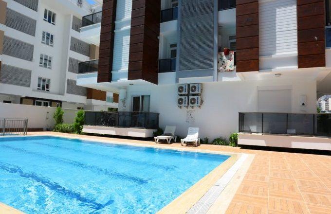 Квартира 2+1 в Анталье, Турция №8681