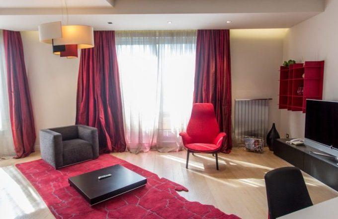 Квартира 1+1 в Стамбуле, Турция №7359
