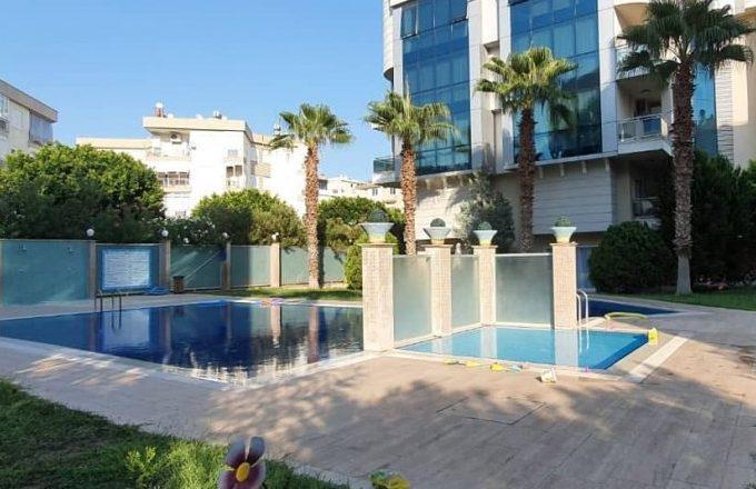 Квартира 2+1 в Анталье, Турция №8129