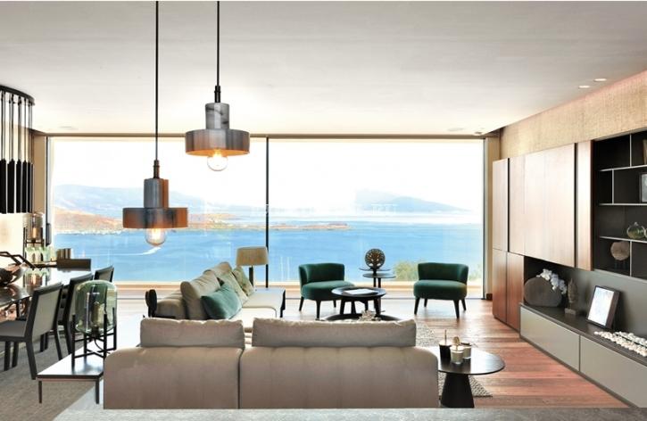 Новый жилой комплекс в Бодруме
