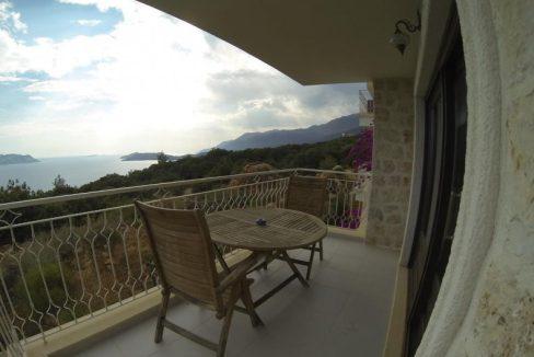 Аренда квартиры в Каше с видом на море