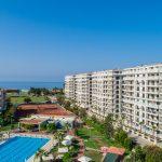 Alanya Towers - новый комплекс апартаментов класса люкс в курортном городе Алания, в 150 м от моря и пляжа.